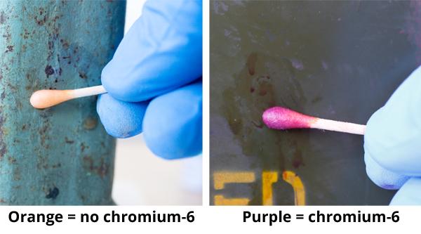 Chromium-6 Test